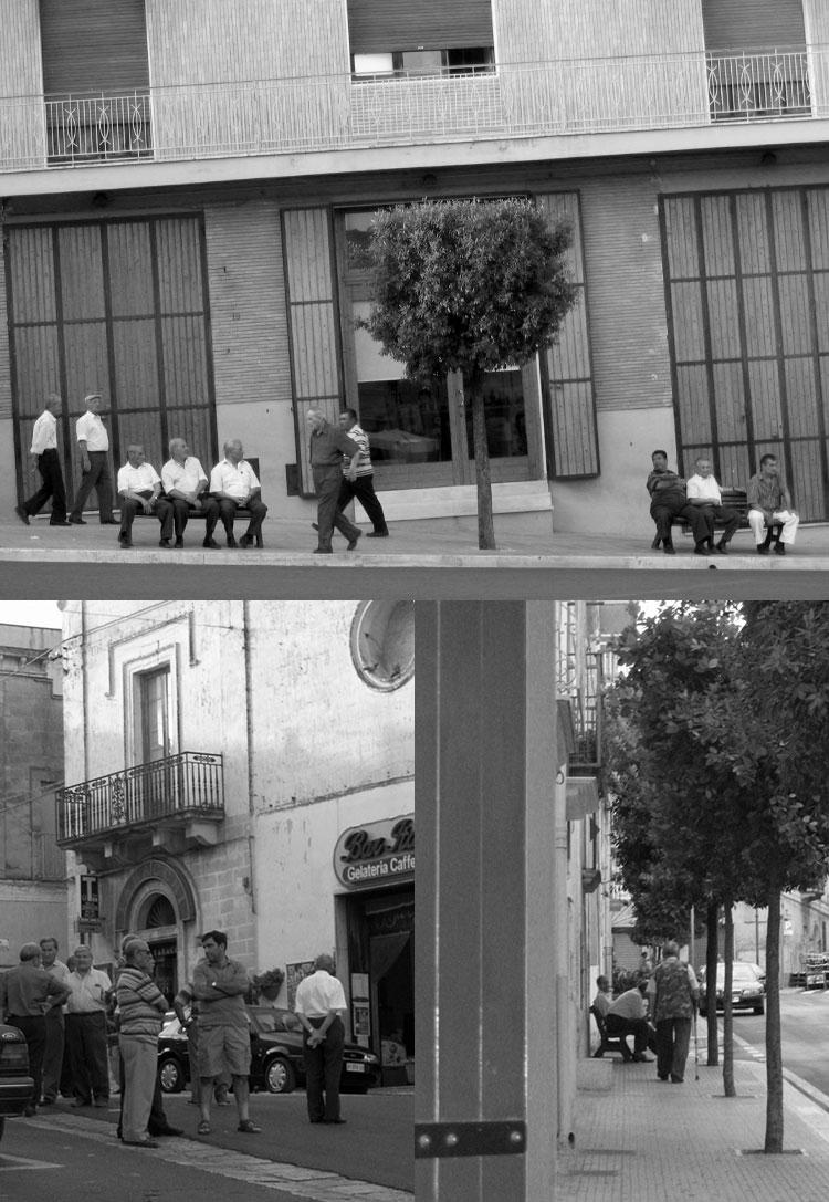Analisis e investigación de las señales de la población Montescaglioso (Italia)